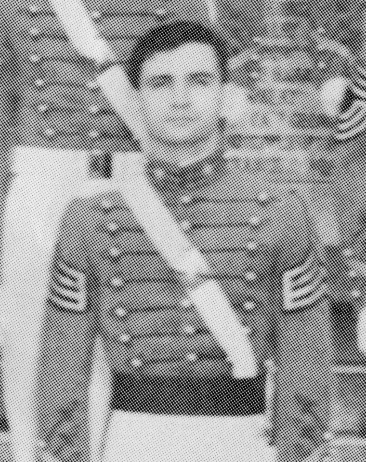 Photo of young Jack Reed in Military uniform